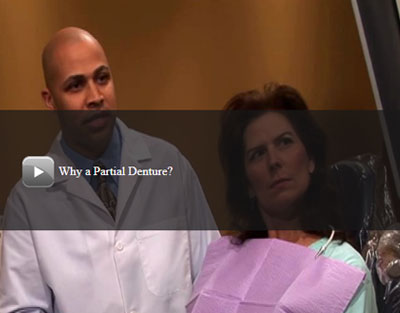 Why a Partial Denture?