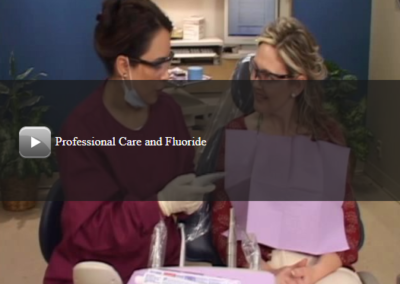 Professional Care and Fluoride